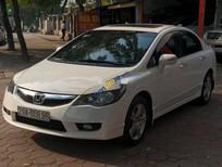 Bán xe cũ Honda Civic 2.0 AT 2010, màu trắng