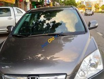 Cần bán lại xe Honda CR V sản xuất 2009, màu xám, xe gia đình