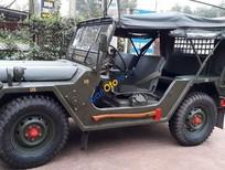 Bán Jeep A2 sản xuất 1980, nhập khẩu, xe cũ