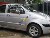 Cần bán gấp Daewoo Matiz năm sản xuất 2005, màu bạc chính chủ
