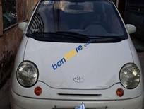 Bán Daewoo Matiz đời 2008, xe nguyên bản, màu trắng