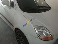 Cần bán xe Chevrolet Spark năm 2009, màu trắng, xe nhập xe gia đình