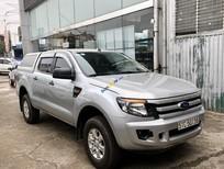 Bán Ford Ranger XL 2.2L MT 4x4 sản xuất 2014, màu bạc, nhập khẩu nguyên chiếc số sàn