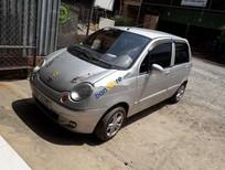 Cần bán lại xe cũ Daewoo Matiz MT năm sản xuất 2003, màu xám
