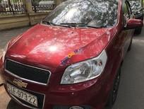 Cần bán xe cũ Chevrolet Aveo sản xuất 2016, màu đỏ