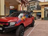 Cần bán xe cũ Ford Ranger Wildtrak 3.2 4x4 AT năm 2015, màu đỏ, nhập khẩu
