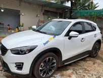 Bán Mazda CX 5 năm sản xuất 2017, màu trắng xe gia đình