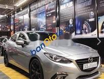 Cần bán lại xe Mazda 3 2.0 đời 2015, màu bạc xe nguyên bản