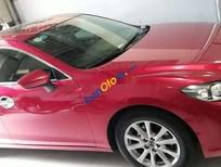 Bán xe Mazda 6 sản xuất 2016, màu đỏ