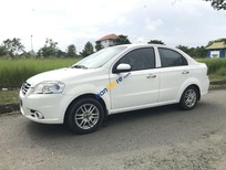 Bán Daewoo Gentra sản xuất 2011, màu trắng giá cạnh tranh