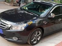 Bán xe Daewoo Lacetti đời 2010, màu đen xe nguyên bản