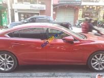 Cần bán Mazda 6 sản xuất năm 2016, màu đỏ, xe nguyên bản