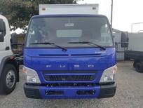 Xe tải Nhật Bản 3.49 tấn Fuso Canter 6.5, động cơ Mitsubishi thùng kín - CTKM cực lớn khi mua xe