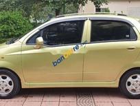 Bán Daewoo Matiz năm sản xuất 2005, màu vàng, nhập khẩu