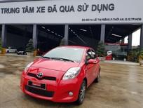 Bán Toyota Yaris 1.5RS sx 2013, màu đỏ, nhập khẩu, giá tốt cho gia đình chạy