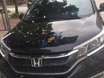 Bán Honda CR V năm sản xuất 2017, màu đen xe gia đình