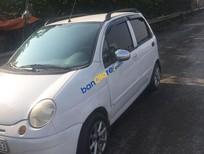 Bán Daewoo Matiz năm sản xuất 2005, màu trắng chính chủ giá cạnh tranh