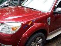 Bán ô tô Ford Everest AT năm sản xuất 2012, màu đỏ, giá 510tr