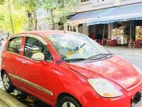 Bán xe cũ Chevrolet Spark sản xuất năm 2015, màu đỏ, xe gia đình