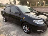 Bán Toyota Vios sản xuất 2005, màu đen, giá chỉ 188 triệu