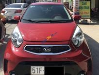 Bán Kia Morning AT năm sản xuất 2017, màu đỏ, nhập khẩu