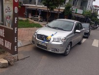 Cần bán xe cũ Daewoo Gentra sản xuất 2009, màu bạc