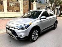 Bán xe Hyundai i20 Active năm 2016, màu bạc, nhập khẩu