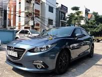 Cần bán lại xe Mazda 3 1.5 AT năm 2015, màu xanh lam