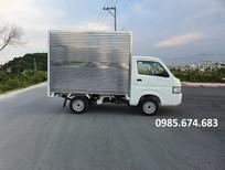 Cân bán xe tải Suzuki Carry Pro 2021 tải 940kg nhập khẩu nguyên chiếc, giá rẻ nhất HN