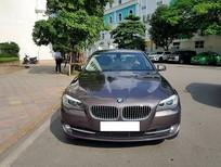 Xe BMW 5 Series 520i năm sản xuất 2012, màu nâu, nhập khẩu số tự động, giá 989tr
