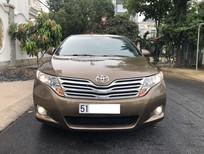 Cần bán gấp Toyota Venza AT model 2010, màu vàng, xe nhập