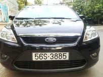 Bán xe Ford Focus năm sản xuất 2010, màu đen, số sàn
