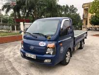 Bán Hyundai Porter II năm sản xuất 2012, màu xanh lam, nhập khẩu giá cạnh tranh