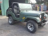 Bán Jeep CJ sản xuất 1990, màu xanh lam, nhập khẩu