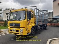 Bán xe tải Dongfeng B180 9 tấn nhập khẩu – thùng dài 7,5 mét