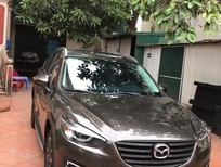 Bán Mazda CX 5 năm 2017, màu nâu chính chủ, giá tốt