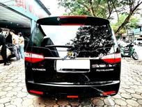 Xe Luxgen 7 MPV năm sản xuất 2011, màu đen