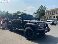Xe Jeep Wrangler năm sản xuất 2015, màu đen