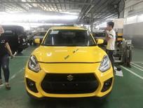 Cần bán xe Suzuki Swift GLX sản xuất 2019, màu vàng, xe nhập