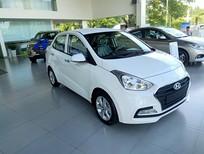 Bán xe Hyundai Grand i10 2020 MT sedan màu trắng giá tốt