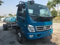 Liên hệ 096.96.44.128, bán ô tô Thaco OLLIN 720.E4 Chassi 2019, màu xanh dương, giá cạnh tranh