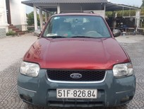 Cần bán Ford Escape năm sản xuất 2002, màu đỏ, còn mới
