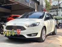Bán xe Ford Focus Titanium 2017, màu trắng, nhập khẩu, đi 19.000km