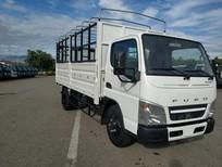 Dòng xe tải Nhật Bản Fuso Canter 6.5 thùng bạt - giảm đến 30tr khi mua xe