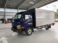 Bảng giá xe tải Hyundai 2.4 tấn N250SL thùng 4m3, hỗ trợ trả góp