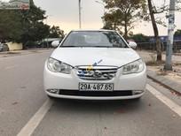 Cần bán gấp Hyundai Elantra 1.6 MT năm 2012, màu trắng, xe cũ