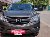 Bán Mazda BT 50 2.2L 2017, màu nâu, xe nhập, giá chỉ 530 triệu