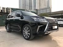 Cần bán gấp Lexus LX 570 năm sản xuất 2016, màu đen, nhập khẩu