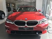 Bán xe BMW 3 Series 330i sportline năm sản xuất 2019, màu đỏ, nhập khẩu nguyên chiếc