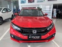 Biên Hoà - Honda Civic RS 2020, màu đỏ, nhập khẩu nguyên chiếc, giá chỉ 929 triệu - Hotline 0908.438.214